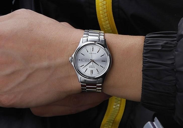 Đồng hồ nam Casio MTP-1239D-7ADF giá rẻ, thay pin miễn phí - Ảnh 3
