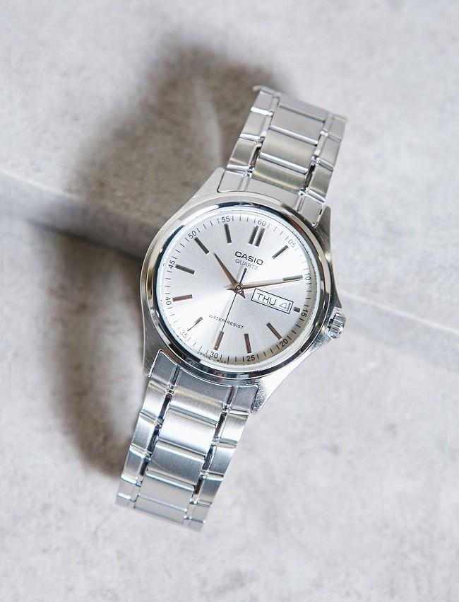 Đồng hồ nam Casio MTP-1239D-7ADF giá rẻ, thay pin miễn phí - Ảnh 4