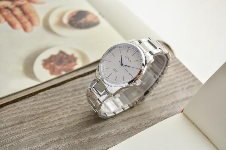 Đồng hồ Citizen BH5000-59A: Hoàn hảo với phong cách kim xanh - Ảnh 3