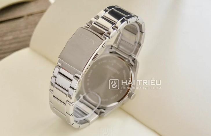 Đồng hồ Citizen BH5000-59A: Hoàn hảo với phong cách kim xanh - Ảnh 4