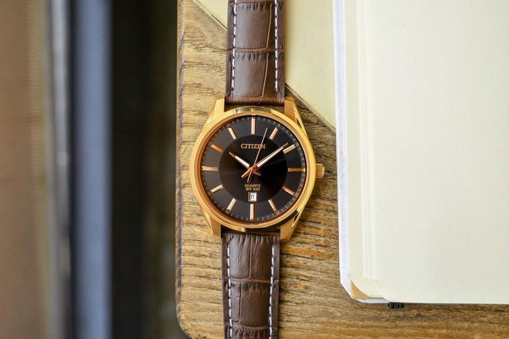 Đồng hồ Citizen BI1033-04E: Sức hút từ phong cách cổ điển - Ảnh 2