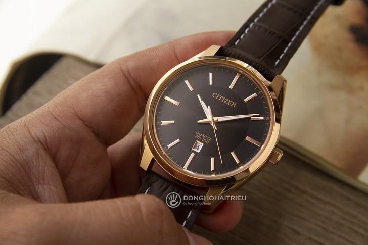 Đồng hồ Citizen BI1033-04E: Sức hút từ phong cách cổ điển - Ảnh 3