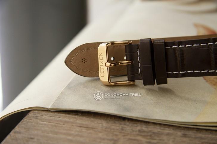 Đồng hồ Citizen BI1033-04E: Sức hút từ phong cách cổ điển - Ảnh 4