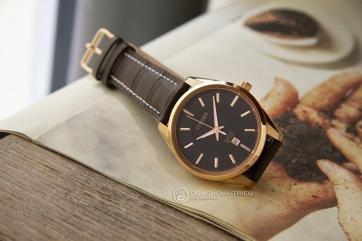Đồng hồ Citizen BI1033-04E: Sức hút từ phong cách cổ điển - Ảnh 5