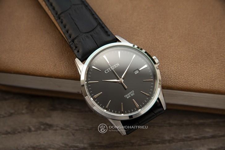 Đồng hồ nam Citizen BI5000-10E giá rẻ, thay pin miễn phí - Ảnh 1