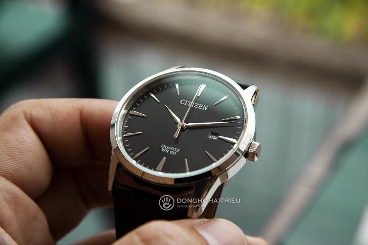 Đồng hồ nam Citizen BI5000-10E giá rẻ, thay pin miễn phí - Ảnh 2
