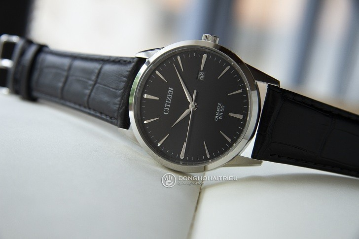 Đồng hồ nam Citizen BI5000-10E giá rẻ, thay pin miễn phí - Ảnh 4