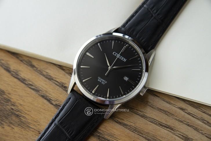 Đồng hồ nam Citizen BI5000-10E giá rẻ, thay pin miễn phí - Ảnh 7