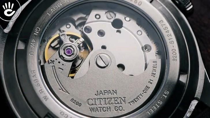 Đồng hồ Citizen C7 NH8390-03X mới nhất, đánh giá từ A-Z - Ảnh 7