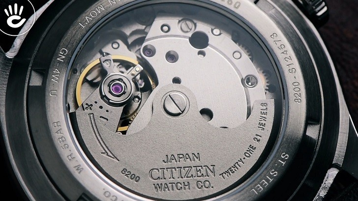 Đồng hồ Citizen C7 NH8390-20H mới nhất, đánh giá từ A-Z - Ảnh 5