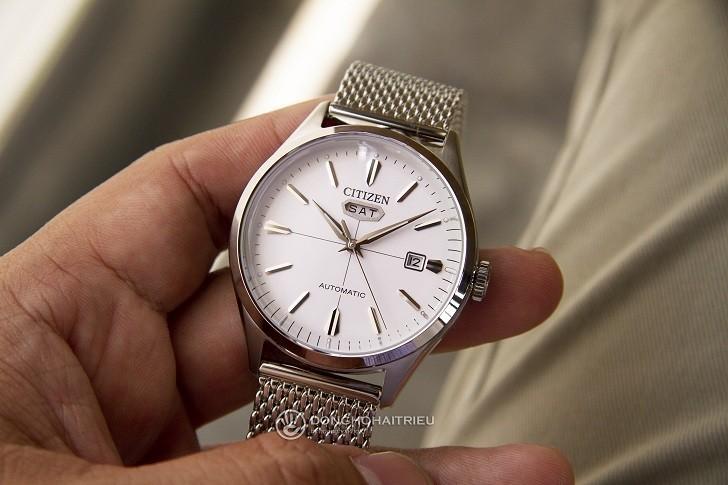 Đồng hồ Citizen C7 NH8390-89A mới nhất, đánh giá từ A-Z - Ảnh 2
