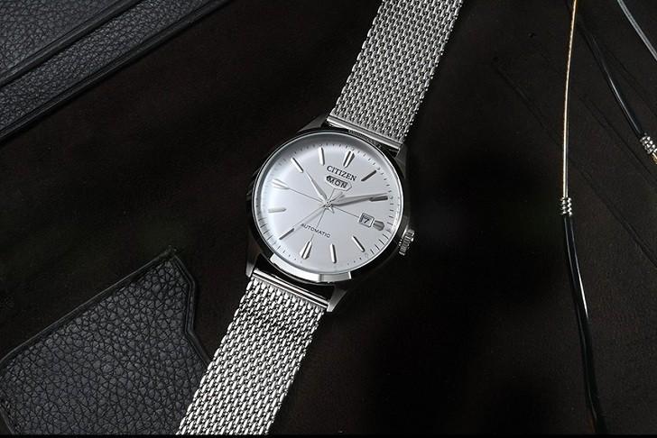 Đồng hồ Citizen C7 NH8390-89A mới nhất, đánh giá từ A-Z - Ảnh 6