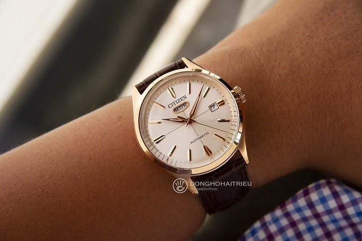 Đồng hồ Citizen C7 NH8393-05A mới nhất, đánh giá từ A-Z - Ảnh 1