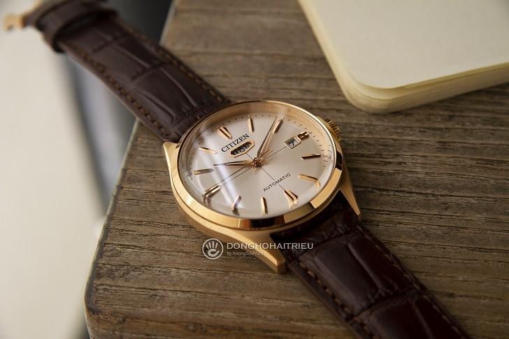 Đồng hồ Citizen C7 NH8393-05A mới nhất, đánh giá từ A-Z - Ảnh 3