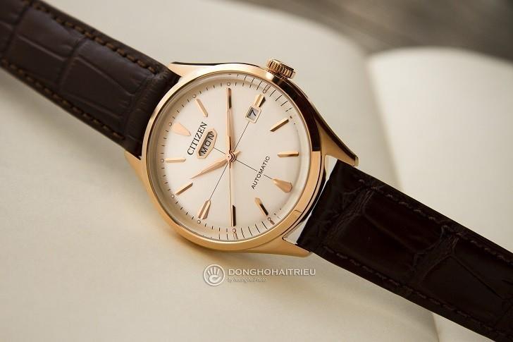 Đồng hồ Citizen C7 NH8393-05A mới nhất, đánh giá từ A-Z - Ảnh 4