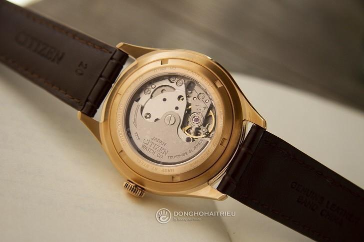 Đồng hồ Citizen C7 NH8393-05A mới nhất, đánh giá từ A-Z - Ảnh 5