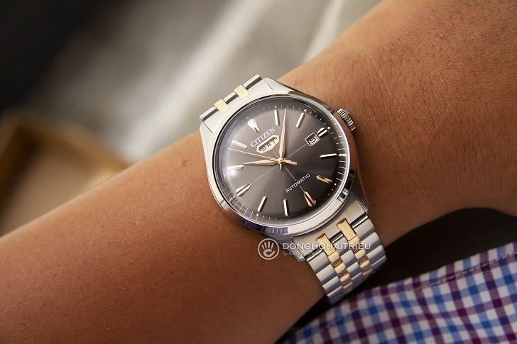 Đồng hồ Citizen C7 NH8394-70H mới nhất, đánh giá từ A-Z - Ảnh 2