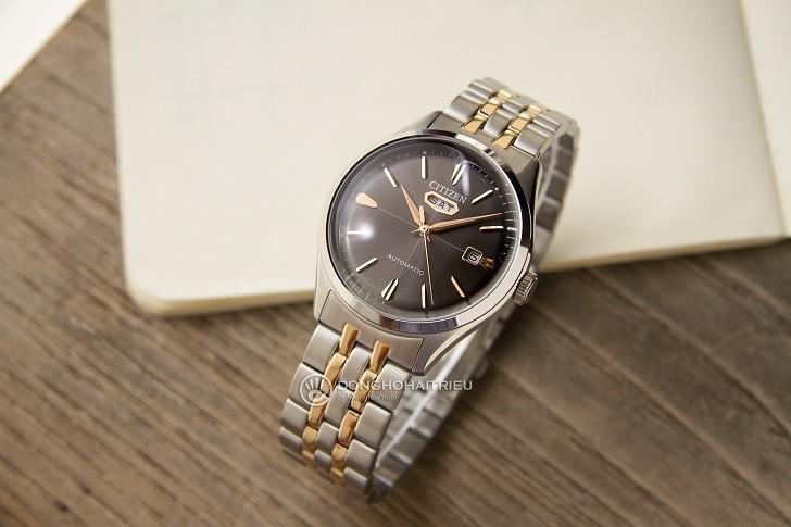 Đồng hồ Citizen C7 NH8394-70H mới nhất, đánh giá từ A-Z - Ảnh 3