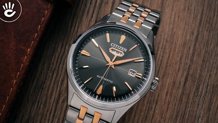 Đồng hồ Citizen C7 NH8394-70H mới nhất, đánh giá từ A-Z - Ảnh 4