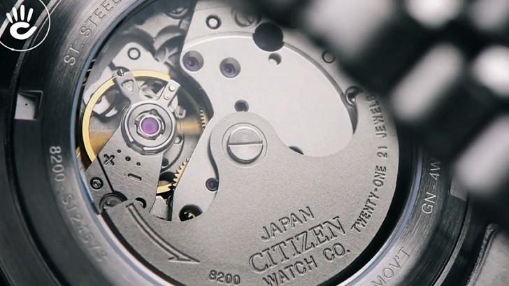 Đồng hồ Citizen C7 NH8394-70H mới nhất, đánh giá từ A-Z - Ảnh 6