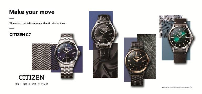Đánh giá dòng đồng hồ Citizen C7, đẹp hơn mọi phiên bản cũ - Ảnh: 1