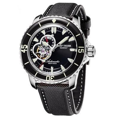 Đánh giá đồng hồ Reef Tiger automatic: xuất xứ, giá, nhược điểm,... - Ảnh: 10