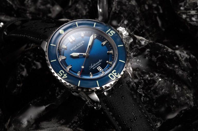 Đánh giá đồng hồ Reef Tiger giá bao nhiêu: xuất xứ, giá, nhược điểm,... - Ảnh: 5