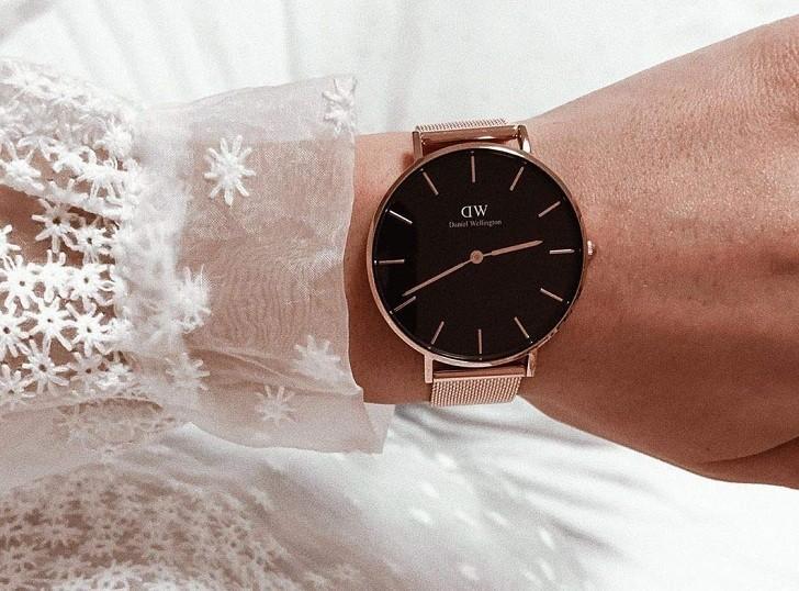 Đồng hồ nữ Daniel Wellington DW00100161 thay pin miễn phí - Ảnh 4