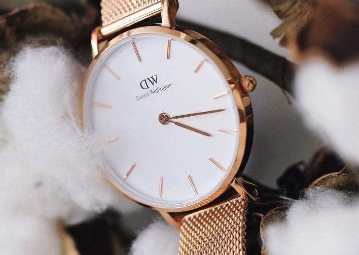 Đồng hồ nữ Daniel Wellington DW00100163 thay pin miễn phí - Ảnh 4
