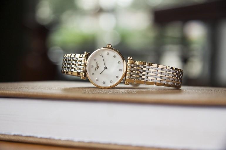 Đồng hồ Diamond chính hãng có đính kim cương thật? Hướng dẫn phân biệt - Ảnh: 3