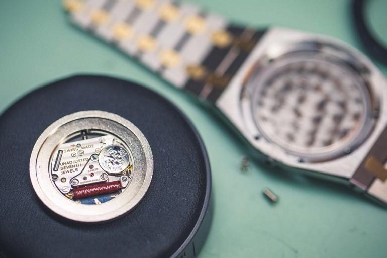 Đồng hồ máy Quartz là gì? Ưu, nhược điểm trên đồng hồ quartz - Ảnh: 10