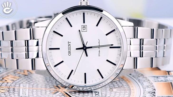 Đồng hồ nam Orient FUNG8003W0 giá rẻ, thay pin miễn phí - Ảnh 2