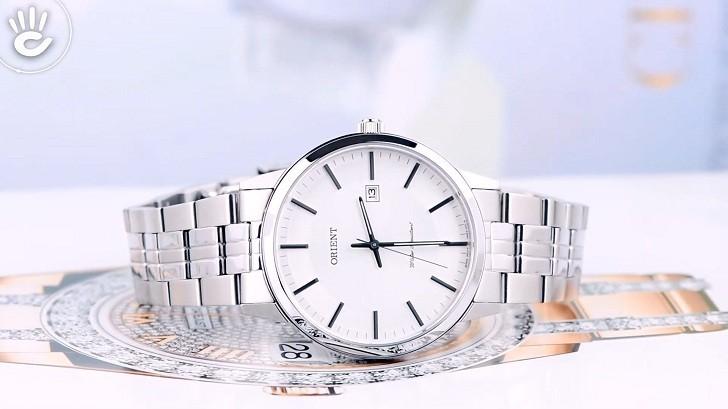 Đồng hồ nam Orient FUNG8003W0 giá rẻ, thay pin miễn phí - Ảnh 7