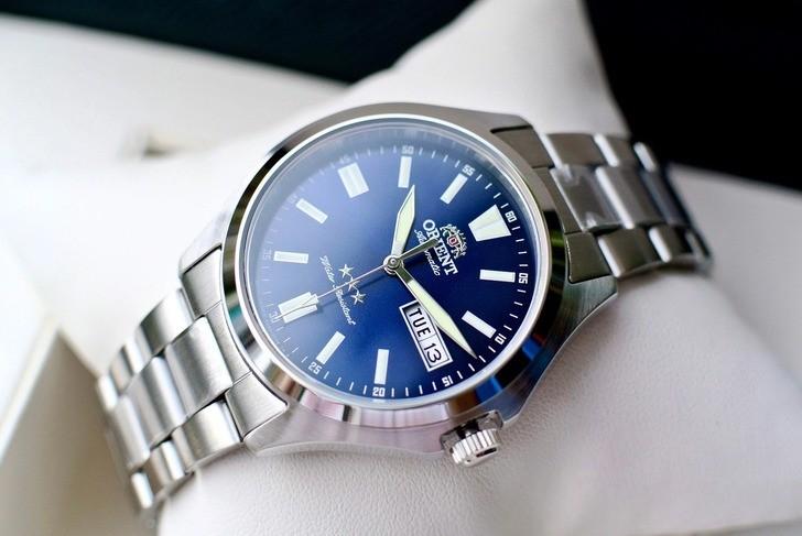 Đồng hồ Orient RA-AB0E08L19B máy Automatic trữ cót 40 giờ - Ảnh 3
