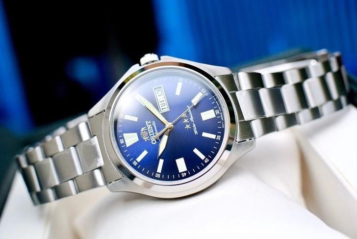 Đồng hồ Orient RA-AB0E08L19B máy Automatic trữ cót 40 giờ - Ảnh 5