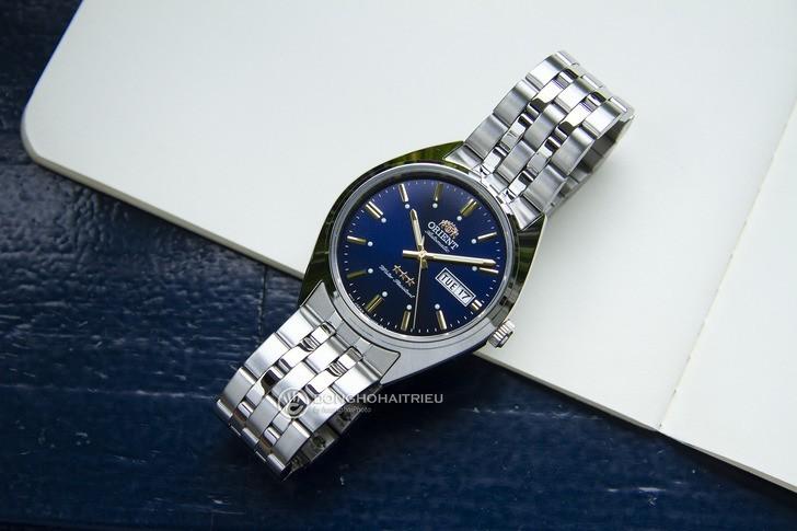 Đồng hồ Orient RA-AB0E08L19B máy Automatic trữ cót 40 giờ - Ảnh 7