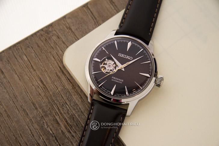 Đồng hồ Seiko SSA407J1: Khi đẳng cấp trong thiết kế lên ngôi - Ảnh 1