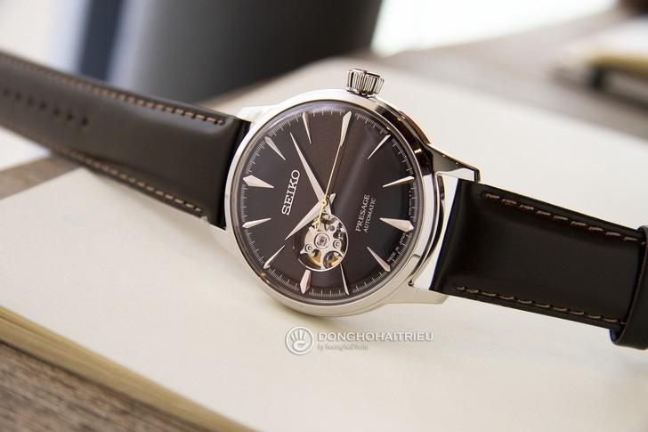 Đồng hồ Seiko SSA407J1: Khi đẳng cấp trong thiết kế lên ngôi - Ảnh 2