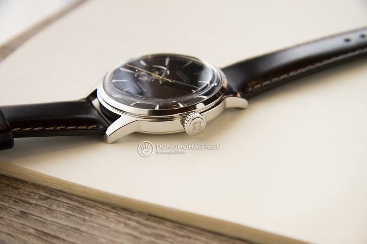 Đồng hồ Seiko SSA407J1: Khi đẳng cấp trong thiết kế lên ngôi - Ảnh 5