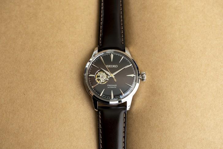 Đồng hồ Seiko SSA407J1: Khi đẳng cấp trong thiết kế lên ngôi - Ảnh 6