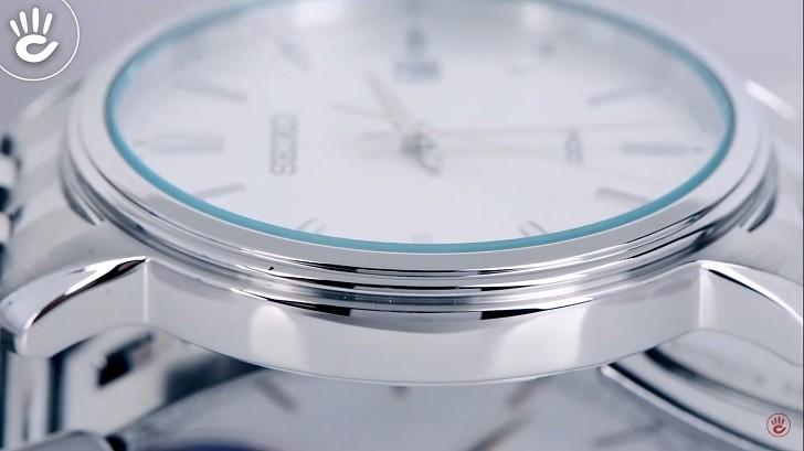 Đồng hồ Seiko SUR307P1 thiết kế trẻ trung, thoải mái bơi lội - Ảnh 3
