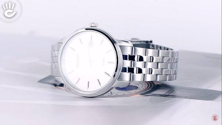 Đồng hồ Seiko SUR307P1 thiết kế trẻ trung, thoải mái bơi lội - Ảnh 5