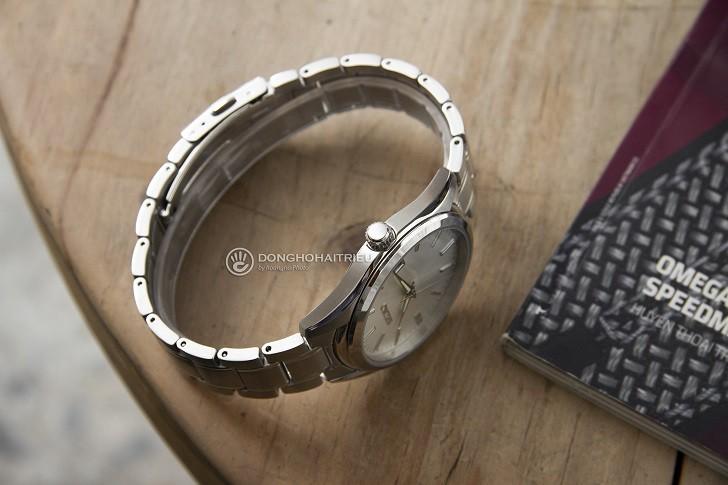 Đồng hồ Seiko SUR307P1 thiết kế trẻ trung, thoải mái bơi lội - Ảnh 6