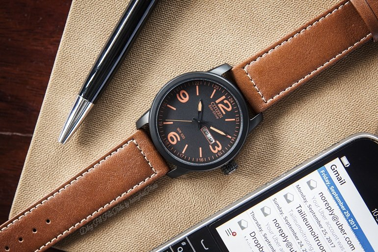 Tháng 11: Khuyến mãi Combo 6 món quà khi mua đồng hồ Citizen Eco-Drive - Ảnh: 5