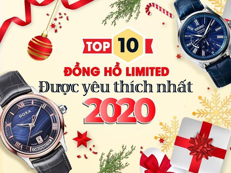 10 mau dong ho phien ban gioi han limited edition noi bat nhat nam 2020