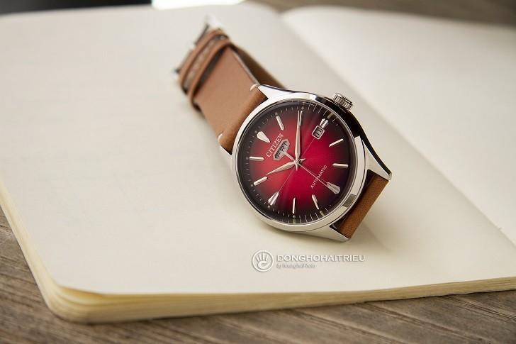 Đồng hồ Citizen C7 NH8390-11X và 5 lý do không thể bỏ lỡ - Ảnh: 4