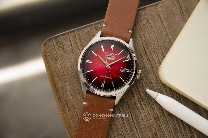 Đồng hồ Citizen C7 NH8390-11X và 5 lý do không thể bỏ lỡ - Ảnh: 7
