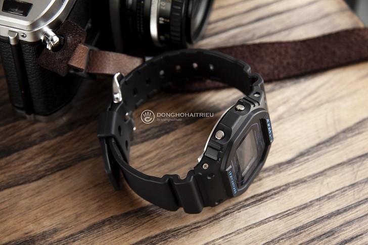 G-Shock DW-5600BBM-1DR nhìn từ hình ngang - Ảnh: 2