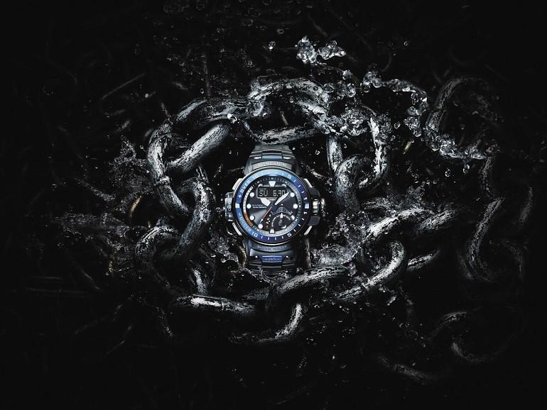 Có nhiều kiểu đồng hồ điện tử nữ chống nước - Ảnh: 5