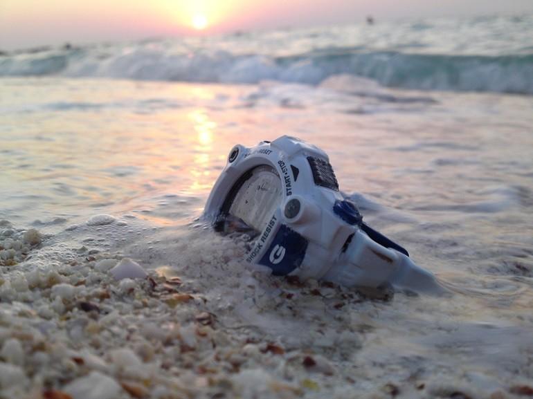 Đồng hồ điện tử nhiều cấp độ chống nước - Ảnh: 1